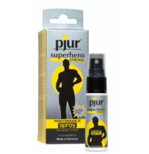 Pjur Superhero Strong Késleltető Spray